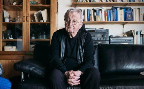 Peter Bichsel © Roland Schmid