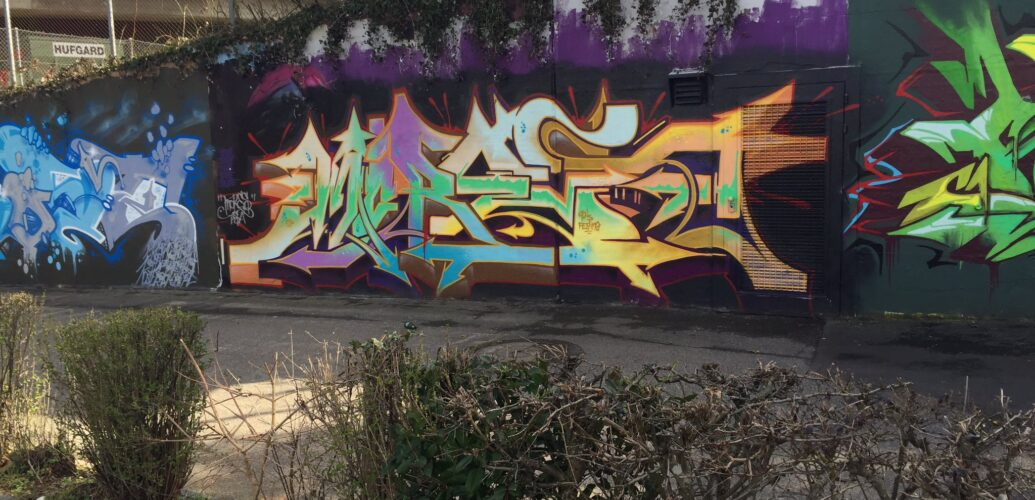 Doeleano, Graffiti