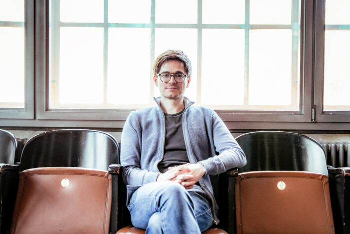 Johannes Sieber - Kandidatur Grosser Rat