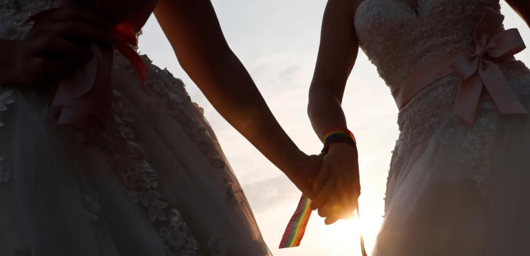 Ehe für Alle, Tyrone Siu / Reuters