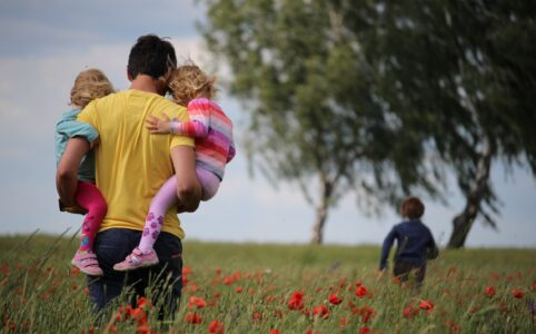 Vaterschaftsurlaub