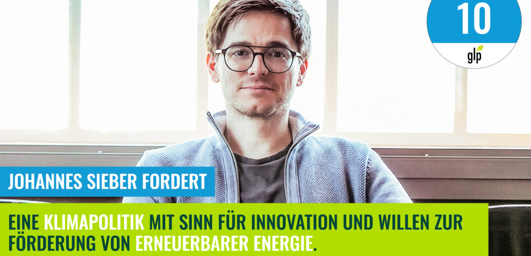 Johannes Sieber - Klimapolitik