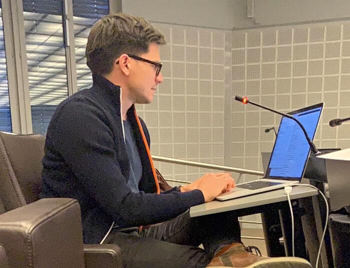 Johannes Sieber Notiz Votum